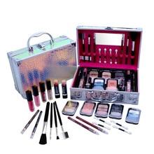 New Makeup Set Makeup Kit Full Professional Eye Shadow Blush Lip Gloss Lipstick Makeup Case Makeup Kit Woman Makeup Cosmetics