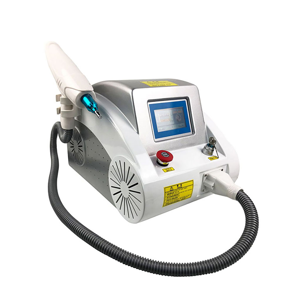 2020 Hot Sale Q Switched Nd Yag Laser Machine For Tattoo Removal Wrinkle Removal Use