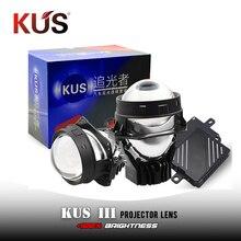 3.0 Inch Bi Led Projector Lens Auto Led Koplamp Hoge Dimlicht Voor Universele Auto Model H1 H4 H7 D1 hb3 Hb4 Snelle Heldere Styling