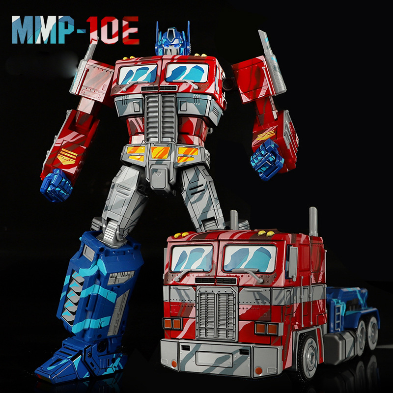 Image 4 - 32cm YX MP10 MPP10 Metal Part Model Transformation G1 Robot Toy Alloy mmp10 Commander Diecast Collection Action Figure Kids Gift-in Action & Toy Figures from Toys & Hobbies