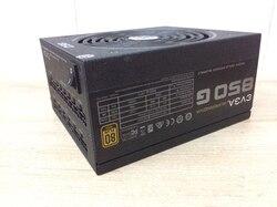 تستخدم الأصلي 80plus الذهب 850G 850 واط امدادات الطاقة الذهب/وحدة/كتم/مجموعة واسعة الذروة 1000 واط سطح المكتب وحدة إمداد الطاقة للكمبيوتر