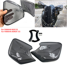 Motorcycle Hand Guards Protective for yamaha NMAX 155 NMAX 150 NMAX 125 XMAX 250 XMAX 300 XMAX 400 NVX 155 AEROX 155