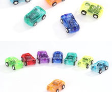 5pcs/set Pixar Cars 3 2 Styles Lightning McQueen Mater Jackson Storm 1:55 Diecast plastic Toys Model Car Birthday Gift For Boy(China)