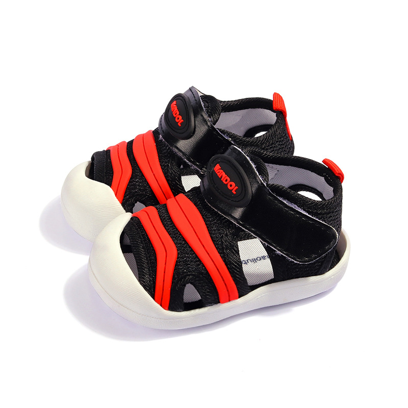 Toddler Non-slip Anti-collision Sandals 4