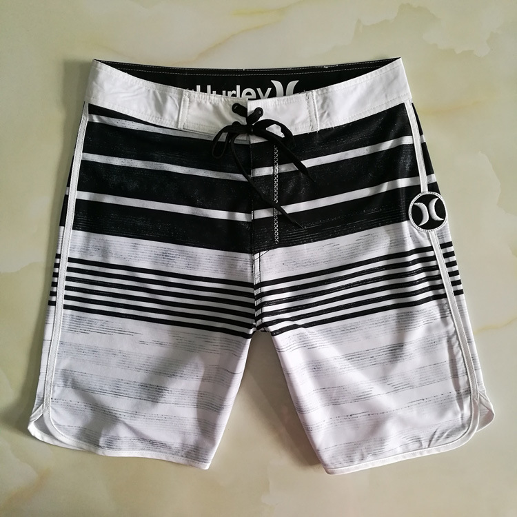 Hurley New Products Cross-Hot Sales Seaside Surfing Swimming Island Holiday Casual Travel Nursing Vacation Beach Shorts