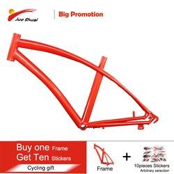 700C stali nierdzewnej rower rama do roweru górskiego rama rower szosowy rower górski węgla ramki drogowego Quadro Carbono jazda na rowerze rower zestaw ramek części rowerowe