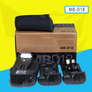 Мульти упаковка батареек MB-D18 MBD18 MB D18 для цифровой камеры Nikon D850