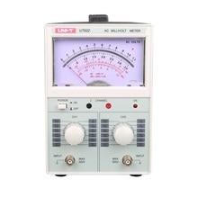 UNI-T UT622 Dual Channel AC Digital Voltmeter / Millivolt Meter AC Millivoltmeter UT-622