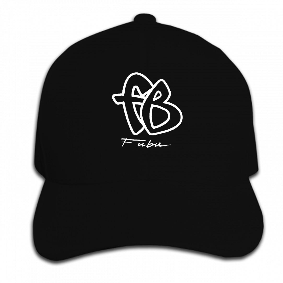 Print Custom Baseball Cap Vintage FUBU FB Big Logo 90s Reprint   Hat Peaked Cap