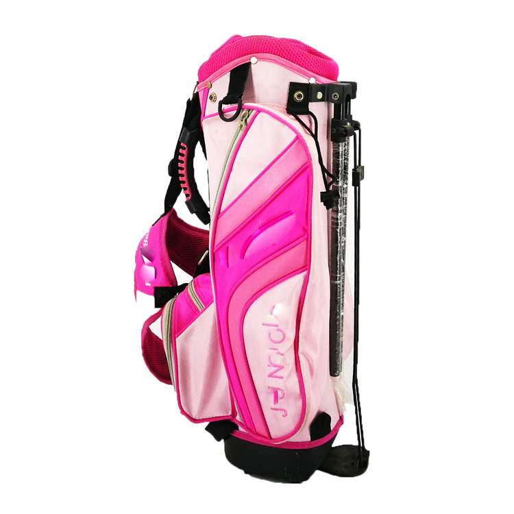 2019 New Style Golf Stand Pack For Girl Golf Bag Par OEM Source Factory Customizable