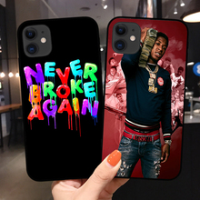 Never Broke Again YoungBoy Pop rapper Case For iPhone 11 Pro XS Max XR X 6 6S 7 8 Plus 5S SE Black Soft TPU Silicone Phone Cases never broke again youngboy pop rapper case for iphone 11 pro xs max xr x 6 6s 7 8 plus 5s se black soft tpu silicone phone cases