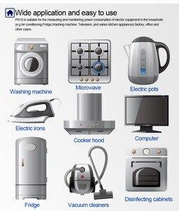 Image 5 - ZHURUI PR10 home power metering steckdose/home energy meter/strom meter/16 währung einheiten