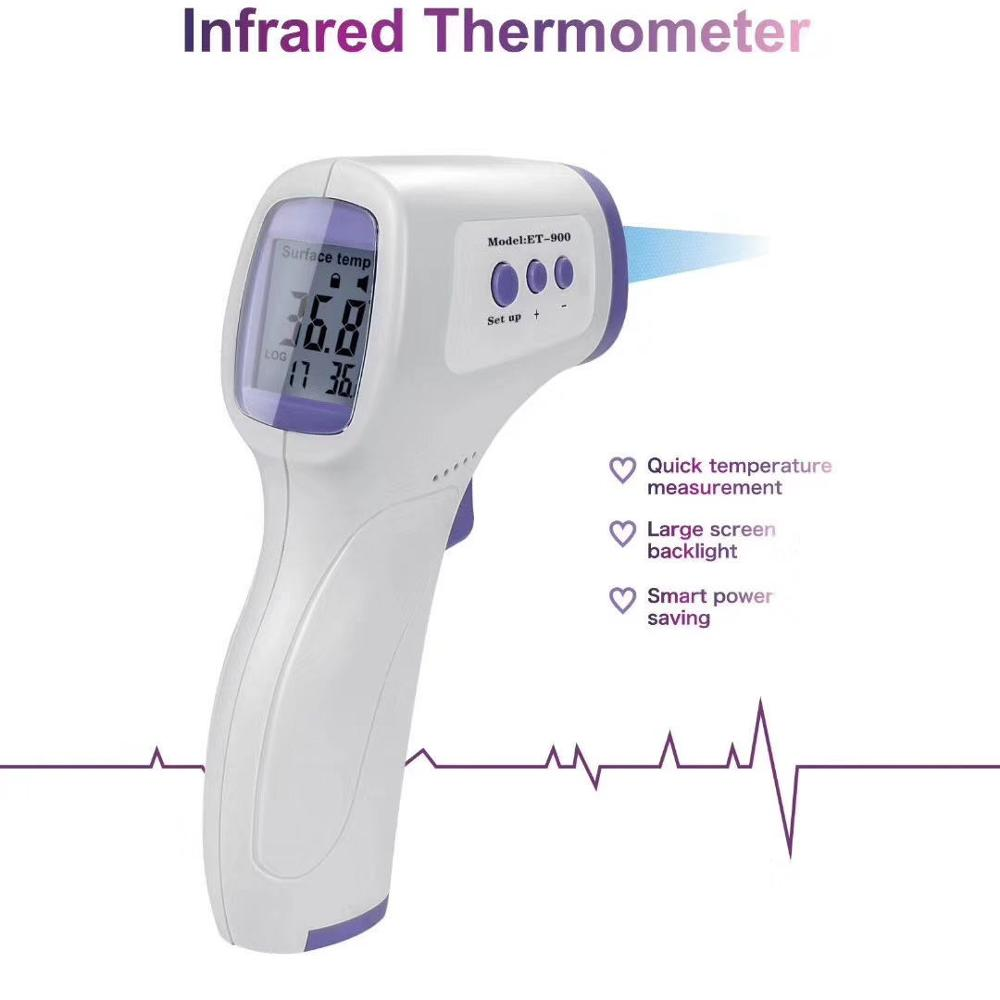 Thermometer Forehead Digital Infrared Thermometer Non-contact Body Portable Termometro Baby/Adult Temperature