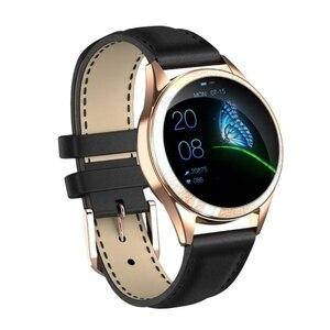 KW20 Smart Watch Women Waterpr