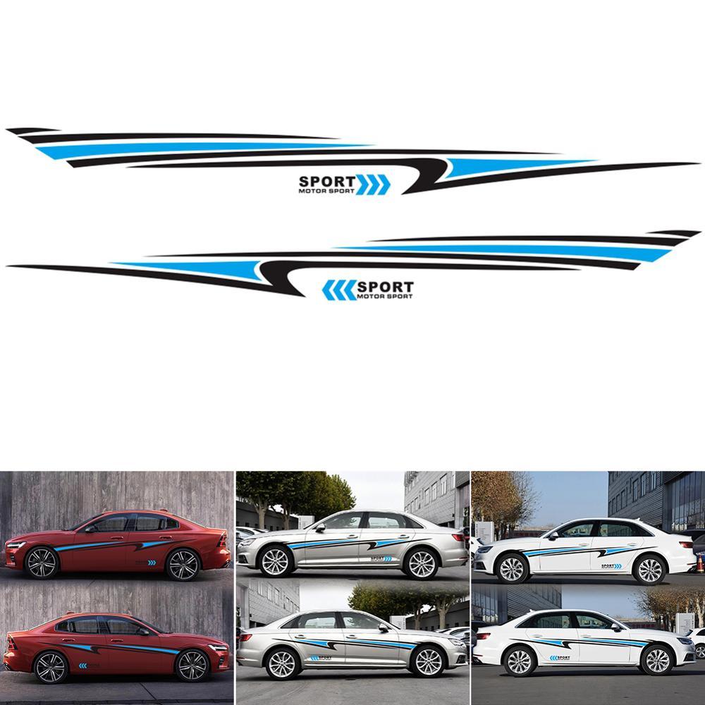 Large Shark Flames Car Body Hood Bonnet Bumper Suv Vinyl Stiker Decal Rainbowlands Lk