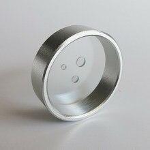 Support de Base professionnel en aluminium + verre pour le redressement de la montre, outil de réparation