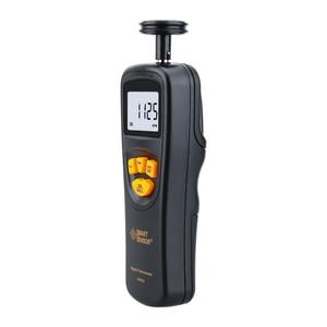Image 2 - デジタルタコメータ接触モータータコメータrpmメーターデジタルタコスピードメーター0.05〜19999.9メートル/分0.5〜19999rpmスマートセンサーAR925