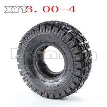 11 인치로드 타이어와 고품질 전기 가솔린 스쿠터 300 4 튜브 타이어 3.00 4 타이어 내부 튜브