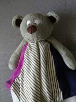 Tony Lvee Bear Appeasing Towel Super Soft Material Solitude