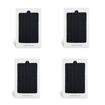 Filtr powietrza do lodówki Electrolux EAFCBF PAULTRA 242061001 241754001 filtry do lodówki filtr powietrza do lodówki z aktywowanym węglem tanie i dobre opinie Black HCDM826 for Electrolux EAFCBF PAULTRA 242061001 241754001 Fridge 4 packs Refrigerator air filter