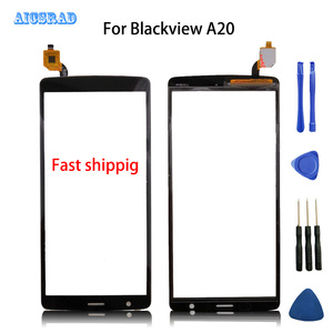 AICSRAD Touch Screen For Blackview A20 / A20 PRO Touch Panel Digitizer Glass Lens Sensor Replacement Touchscreen A 20 +tools(China)