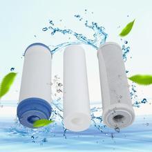 3 этапа Универсальный фильтр обратного осмоса картридж Замена для бытового очистителя воды очиститель воды Питьевое Лечение
