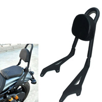 New Motorcycle Backrest Sissy Bar Rack For Yamaha Star XVS950 Bolt XV950 2014 2015 2016 2017 Black