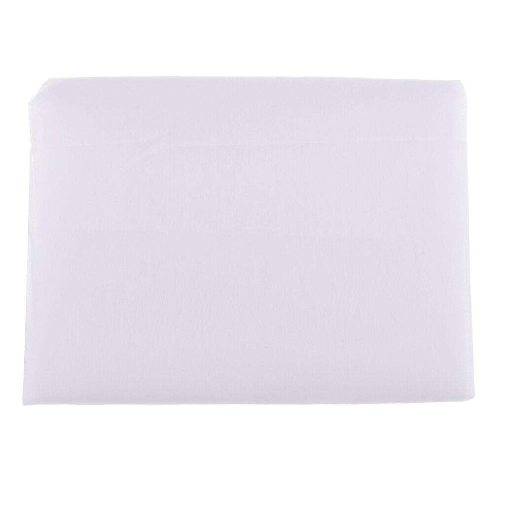 Флисовая вставка Vlieseline в белый цвет, многослойная ткань, односторонняя флисовая вставка