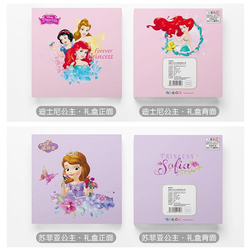 2019 New Products Disney Tattoo Sticker Set Frozen Nail Sticker Finger Stick Diamond Sticker Gift Set