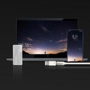 Image 3 - Портативный твердотельный накопитель Youpin Jesis, 250 ГБ, 500 Гб, 1 ТБ, Typc C, 10 дюймов, USB3.1, внешний SSD для компьютера, ноутбука, телефона