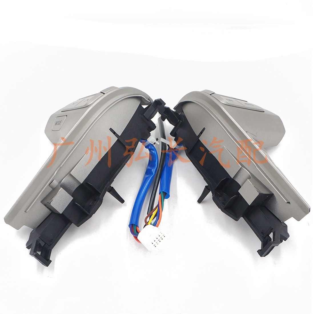 適用トヨタハン王朝トヨタハイランダーカムリ多機能ステアリングホイールボタンオーディオスイッチ 84250-06180