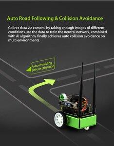 Image 5 - Waveshare JetBot AI Kit NVIDIA OFFICIAL RECOMMENDATION AI Robot Based on Jetson Nano(B01) Smart robot