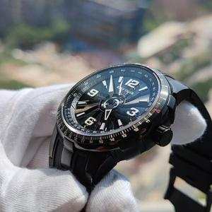 Image 4 - Reef Tiger/RT relojes deportivos automáticos para hombre, reloj militar de acero negro, luminoso, resistente al agua, marca de lujo, RGA3059, 2020