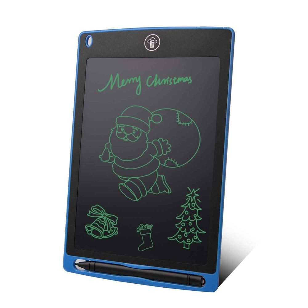 Funny Miki Digital Drawing tablet 8.5 Inch Lcd writing tablet Ultra Thin Portable electronic graphic board pad for kids Gifts(China)