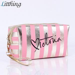 Litthing Case Storage-Bags Pvc-Pouch Travel-Organizer Cosmetic Wash Fashion Women New