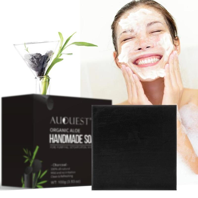 100g Papaya Rose Plant Handmade Essential Oil Soap Botanical Soap Facial Soap Bath Soap Deep Cleaning Skin Care