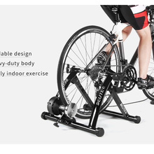 Cycling-Roller Bike-Trainer Exercise Road Indoor Magnetic Home MTB 6-Speed