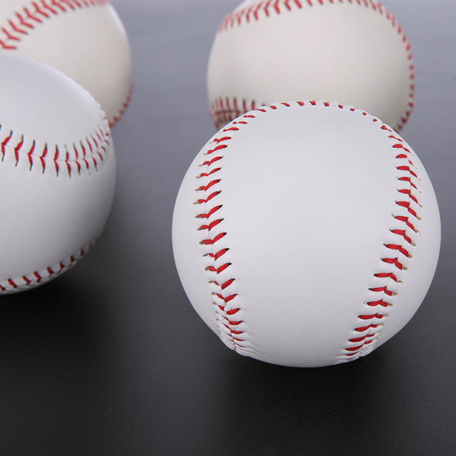 Baseball No.9 Training Balls Handmade Baseball