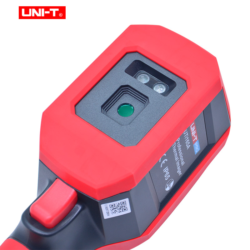 High-Precision Infrared Thermal Imaging Camera For Floor Heating Detection 2