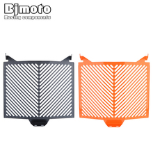 цена на For KTM 1290 Super Duke R 2013-2017 Motorcycle Aluminium Radiator Side Guard Grill Grille Cover Protector For KTM1290 KTM-1290