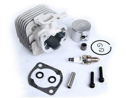 29CC 2 hole cylinder set fit for For Zenoah CY Rovan TSRC XJM Engine For 1/5 HPI rovan kingmotor Baja Losi FG Goped