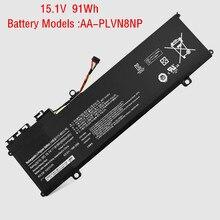 91WH NEUE AA-PLVN8NP Batterie Für Samsung ATIV Buch 8 Touch NP880Z5E-X01