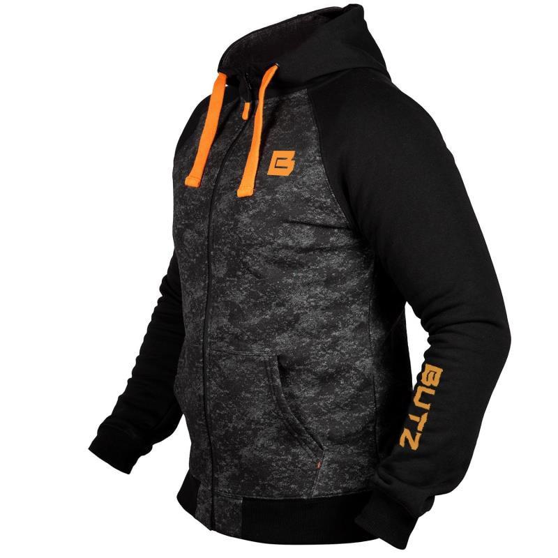 Autumn Winter Hooded Sport Jacket Men Long Sleeved Sports Coat Outdoor Fitness SweatshirtGym Running Jackets Jogging Hoodies