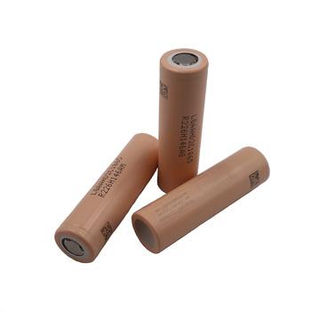 C amp P LGAAHD2C1865 2100mAh 3 sztuki INR18650 Li-Ion 3 6V 2 1Ah akumulator o dużej mocy szybkość rozładowania 22A 10C litowo chiny tanie i dobre opinie CN (pochodzenie) Tylko baterie Pakiet 1