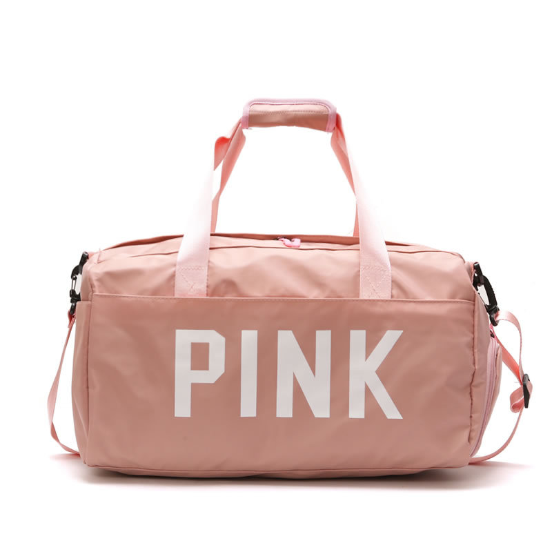 FGOIBALL Professional Gym Bags With Shoes Storage Women Pink Outdoor Sports And Training Bag 20-35L Nylon 4 Colors Optional