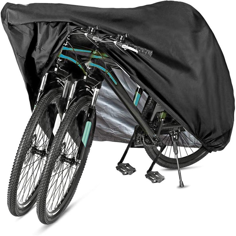Bike Cover Storage 2 Or 3 Vehicle Waterproof Outdoor Bicycle Covers Scooter Protectors|Rain Covers| |  - title=