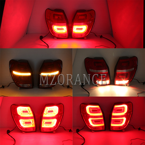 Image 5 - MZORANGE 1 Pair Tail Light For Chevrolet Captiva 2008 2009 2010 2011 2012 2013 2014 2015 Rear Signal Taillight Car Styling