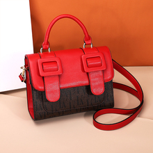 Womens Designer Luxury Handbag New High quality PU Leather Women Handbags pattern Shoulder Messenger Bag