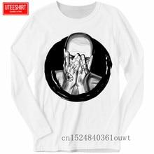 купить Men OXXXYMIRON Long Sleeve Print T-shirts Unisex Harajuku Funny T Shirts Long Sleeve T Shirt Men Streetwear Boyfriend Gift дешево