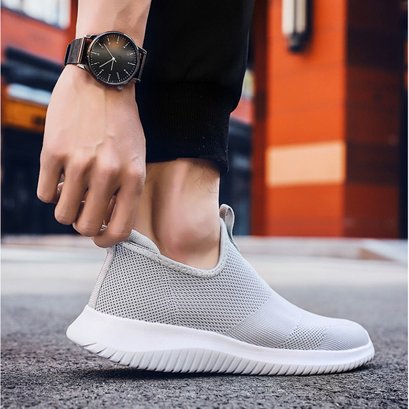2020 Cheapest Men Casual Shoes Men Sneakers Summer Running Shoes For Men Lightweight Mesh Shoes Breathable Men'S Sneakers 38-48 3